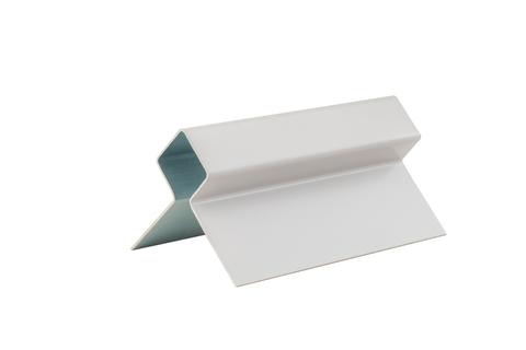 Etex Cedral Click Außeneckprofil C05 4040087 Alu 34x15x21x3000mm Grau
