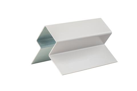 Eternit Cedral Laibungsprofil C05 4031260 Alu 35x12/25x29x3000 mm Grau