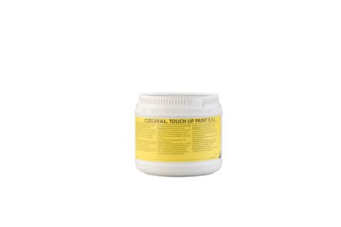 Eternit Reparaturfarbe Cedral 0,5 kg C18 Standardfarbe Grau