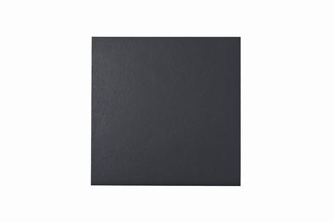 Eternit Dachplatte 40x40cm Fuß- und Kehlplatte glatt NC vollkantig ungelocht Blauschwarz