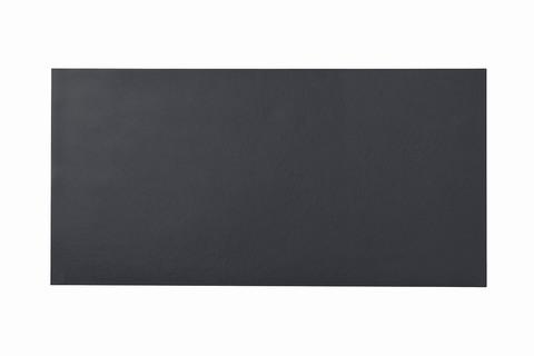 Eternit Dachplatte 60x30cm Ortplatte glatt NC vollkantig ungelocht Blauschwarz