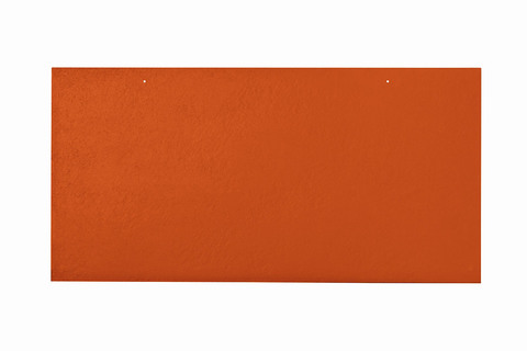 Eternit Dachplatte 60x30cm waagerecht 4-12 Großpaket glatt NC Rechteckig für Links-/Rechtsdeckung 2 Loch Klassikrot