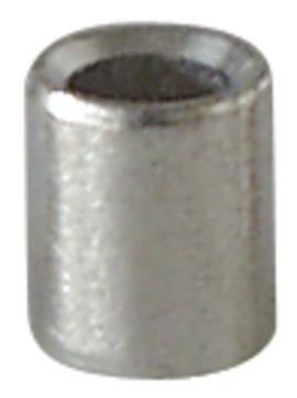 PPS Drahtverbinder groß für 1,5 mm Draht Edelstahl verkupfert