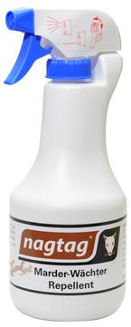 PPS nagtag® Marderwächter 500ml Repellent, in Pumpflasche