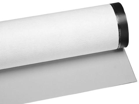 Bauder F15V 1,5 mm 1,50 m Kunststoff Dachbahn FPO 30,0 m2 je Rolle Silbergrau