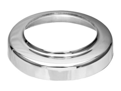 Zambelli 6-teilige Standrohrkappe 100/115 mm ohne Wulst Edelstahl Uginox FTE