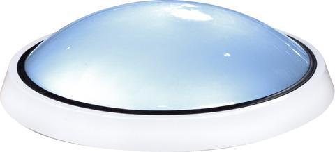 ESSERTEC Essertop 5000 Lichtkuppel 4-schalig lüftbar rund 100cm Lichtkuppel lüftbar opal/klar/klar/opal